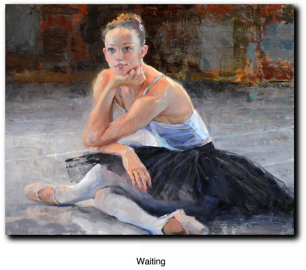 Waiting by Eric Wallis